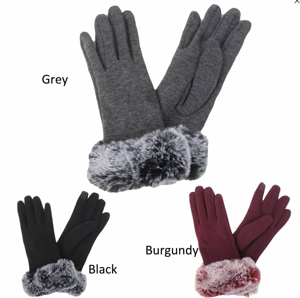 David & Young Manhattan Gloves