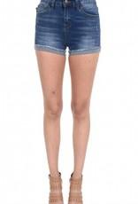 Judy Blue Cuff Me Jean Shorts
