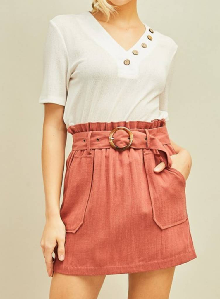 Entro Bunch of Love Skirt