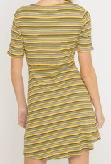 Lush Lemondrop Dress