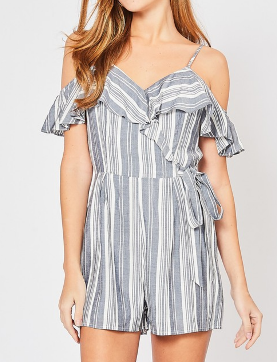 Entro Shades of Grey Romper