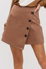 Listicle Wrapped Up Skirt