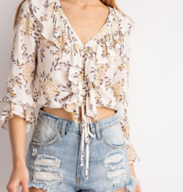 Le Lis Lavender Fields Top