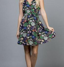 LA Soul Queen of Flowers Dress