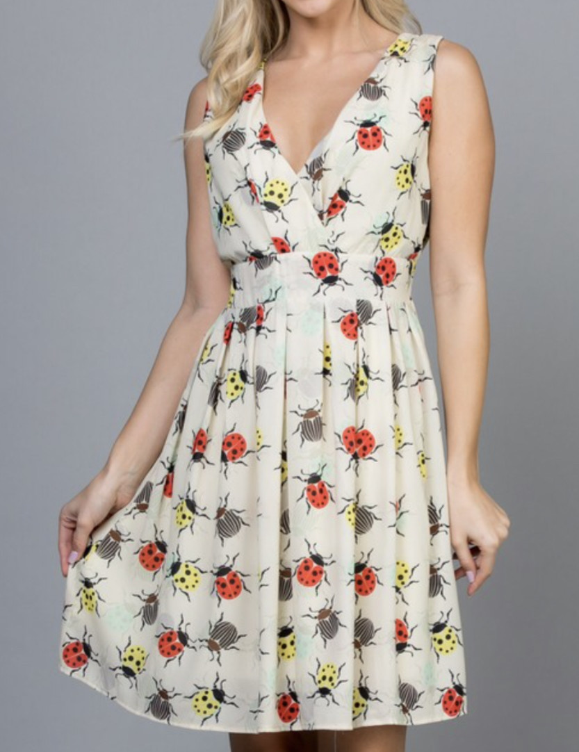 LA Soul Jitterbug Dress