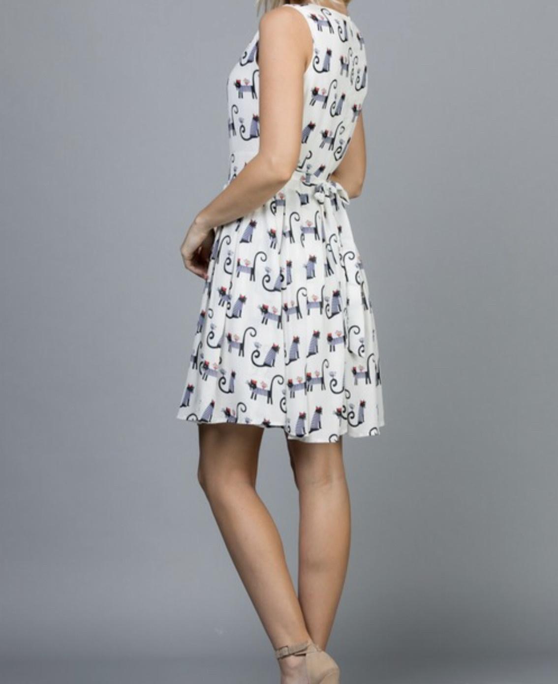 LA Soul Miaou Femme Dress