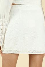 Honey Punch Pure Innocence Skirt