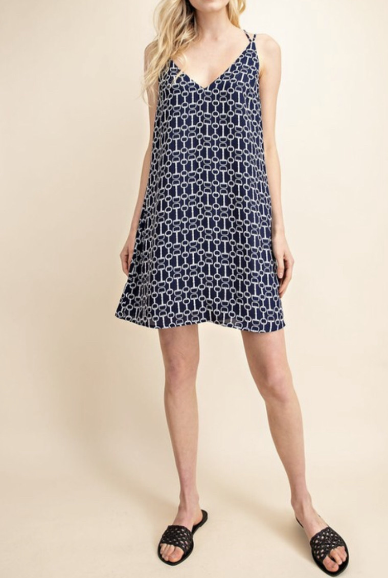 Gilli Lock and Key Dress