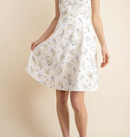 Gilli May Flowers Dress