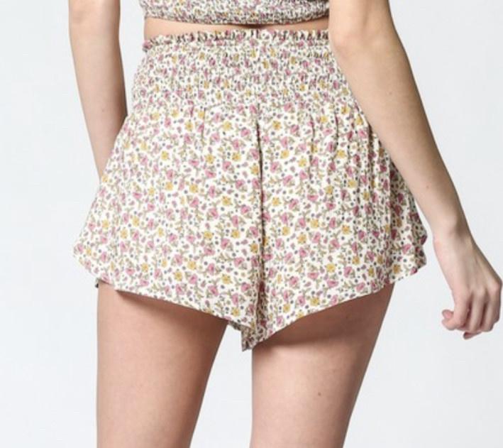 Illa Illa Boho Mama Shorts