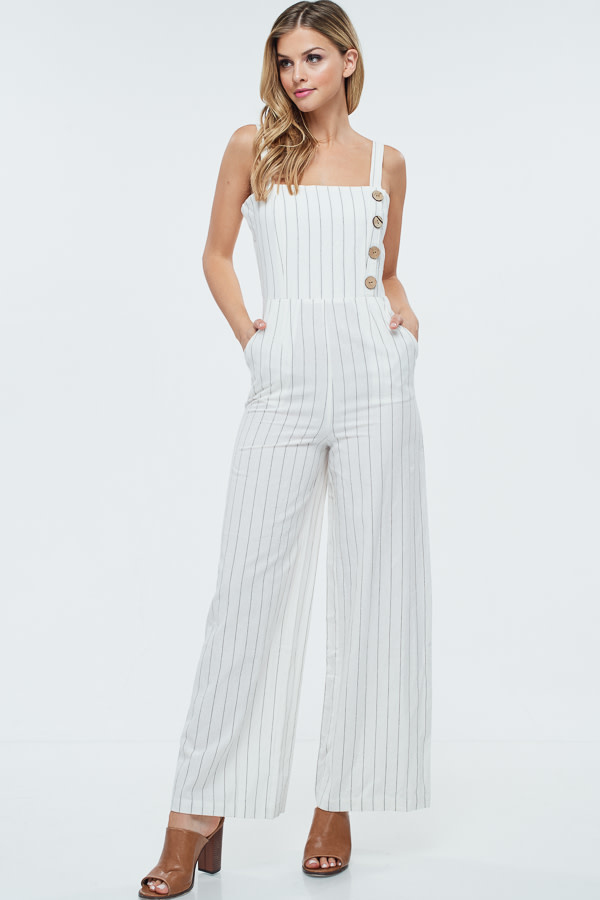 Therapy with LA Fifth Avenue Jumpsuit