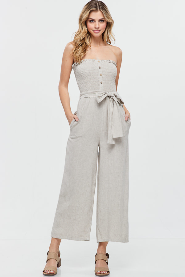 Therapy with LA North Shore Jumpsuit
