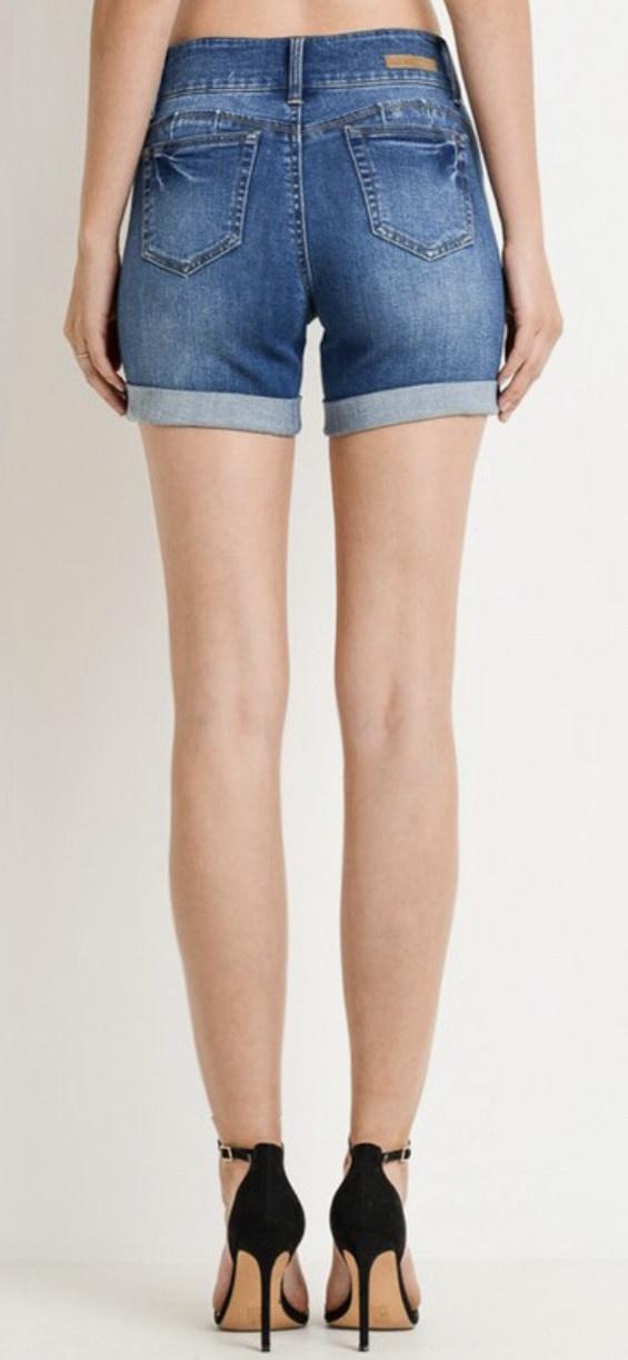 C'est Toi Magic Butt Shorts
