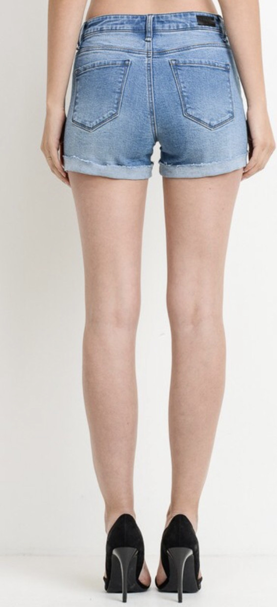 C'est Toi Shorty Wanna Ride Shorts