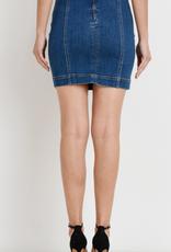 C'est Toi Straight and Narrow Skirt
