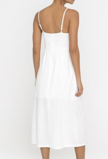 Lush Asymmetry Dress