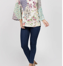 Fashion Fuse Modern Gypsy Top
