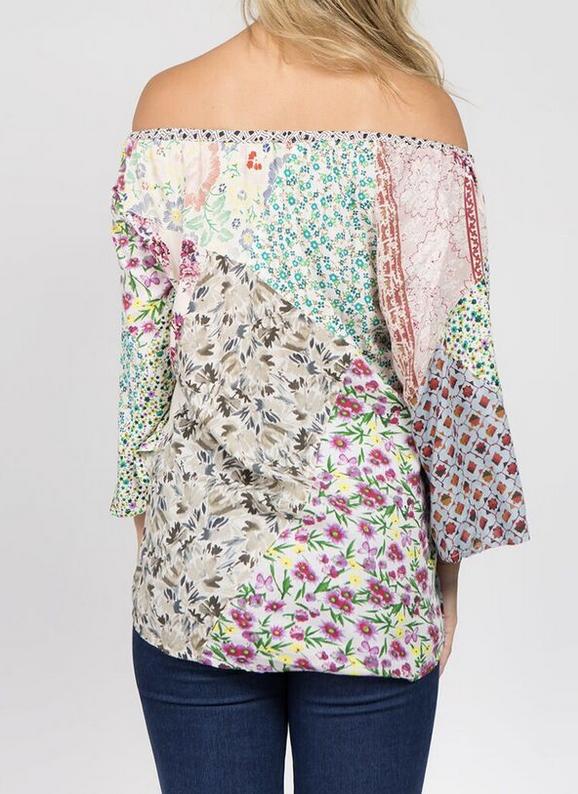 Fashion Fuse Modern Gypsy Top