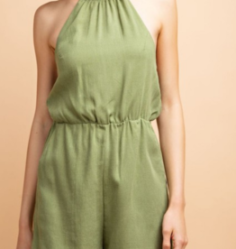 Le Lis Bamboozled Romper