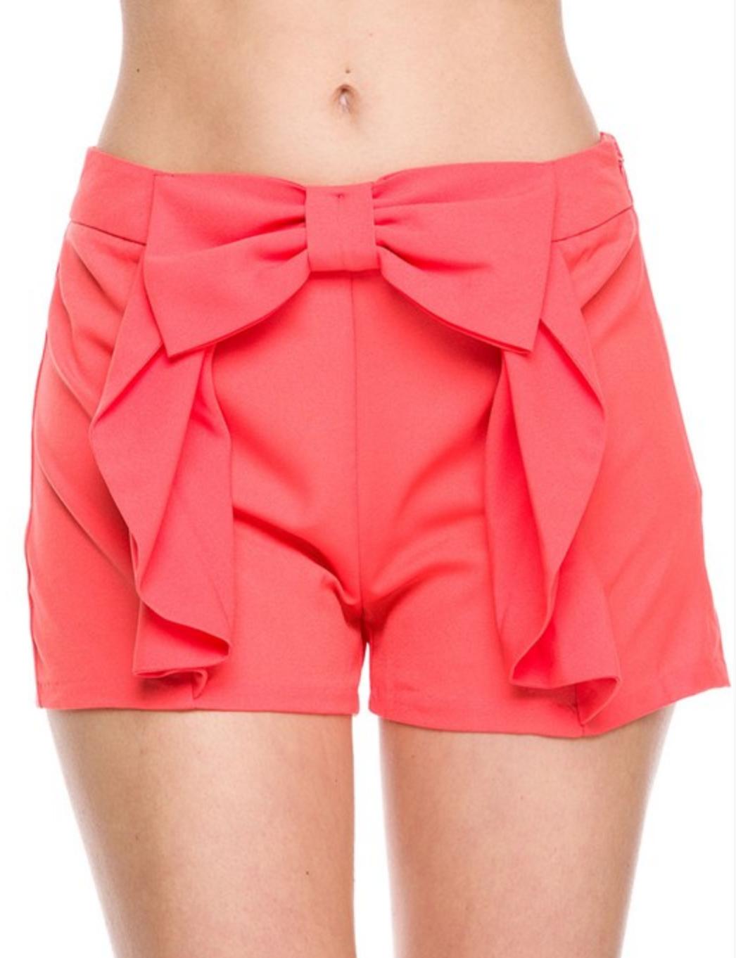 2NE1 Bow Wow Shorts