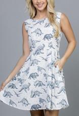LA Soul Prehistoric Park Dress