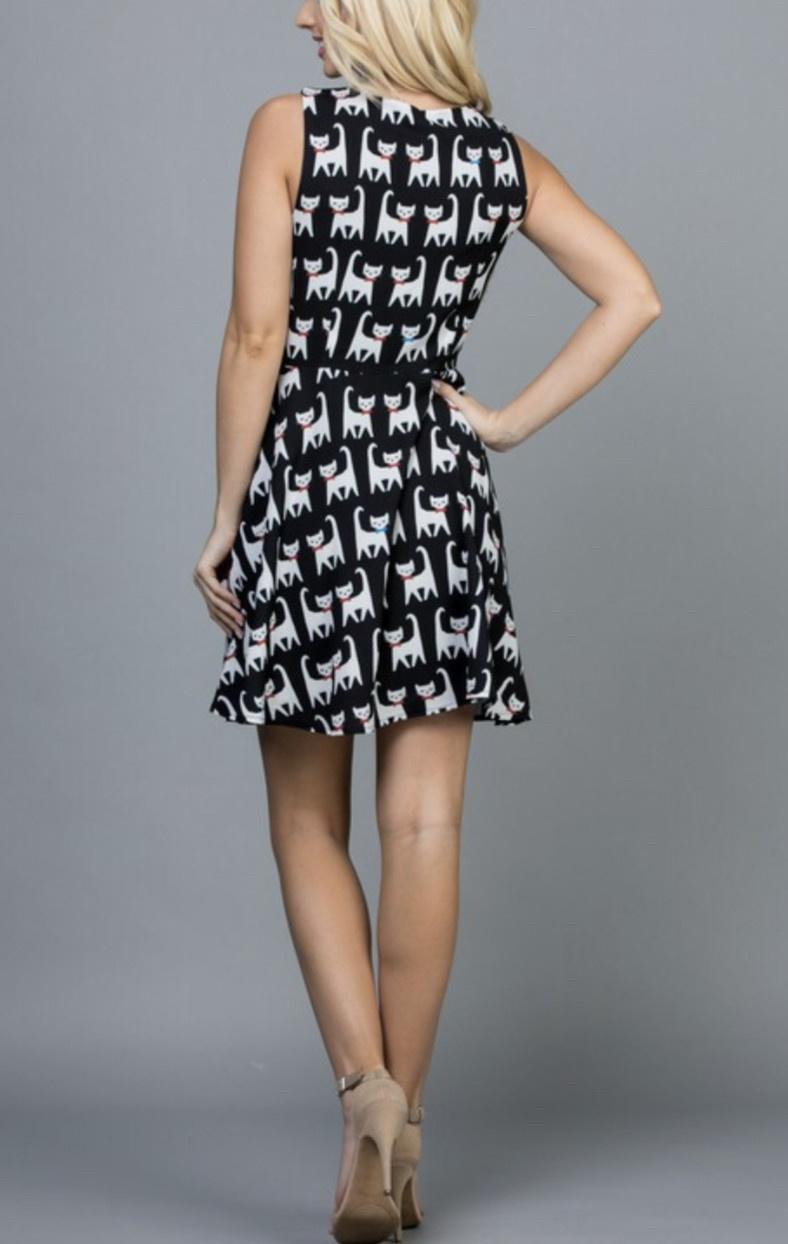 LA Soul Bad Kitty Dress