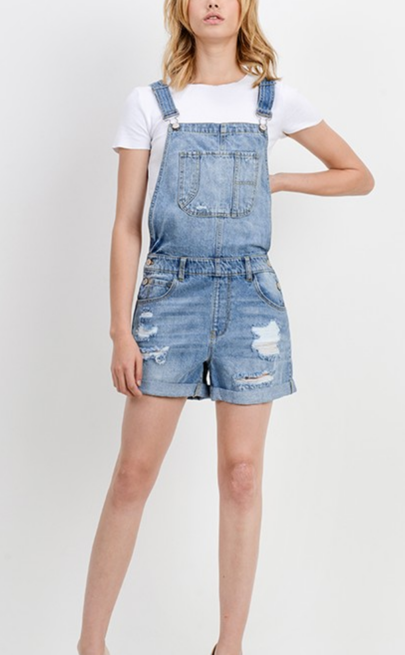 C'est Toi Hey Yall Overalls