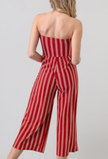 Heart & Hips Ready or Knot Jumpsuit