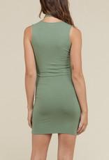 Heart & Hips Double Crossed Dress