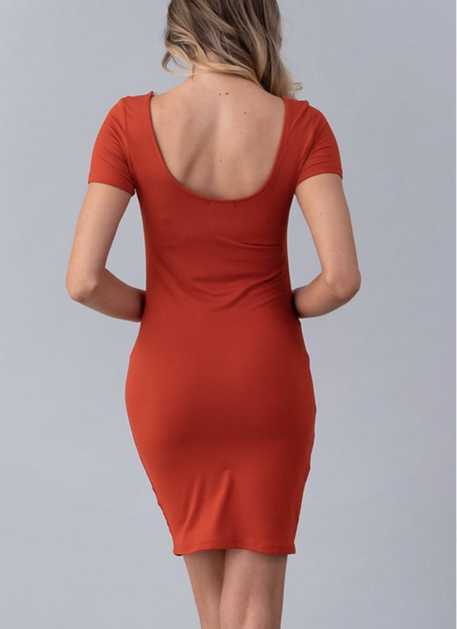 Heart & Hips Burning Desire Dress