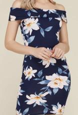 Heart & Hips Flower Showers Dress