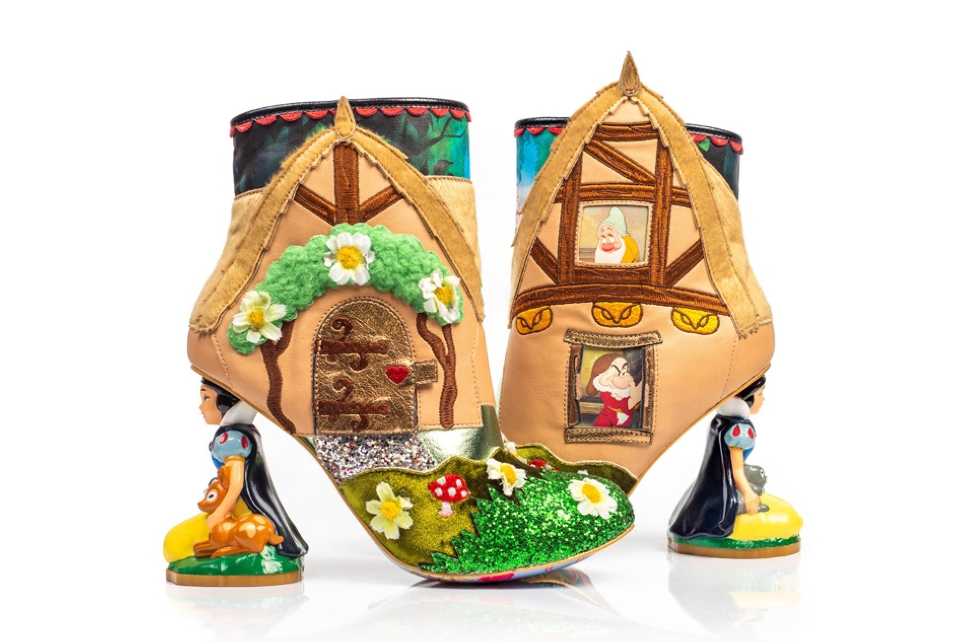 Irregular Choice Irregular Choice -  Happily Ever After Heels