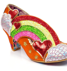 Irregular Choice Irregular Choice Summer of Love Heels