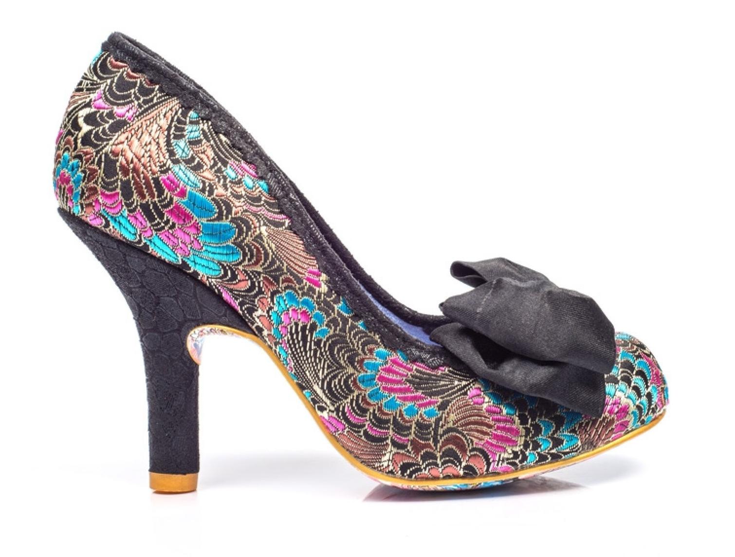 Irregular Choice Irregular Choice - Mel E Bow Heels