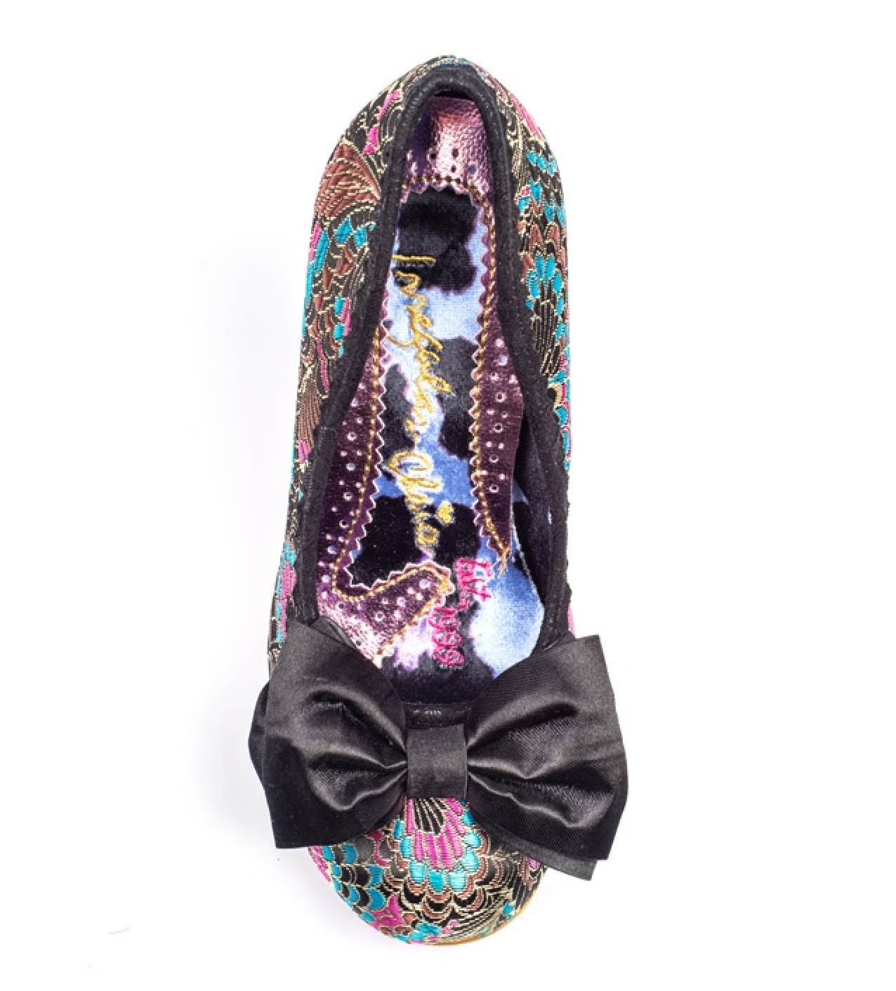 Irregular Choice Irregular Choice Mel E Bow Heels