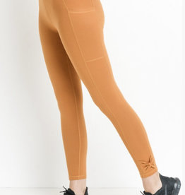 Mono b Take A Bow Leggings