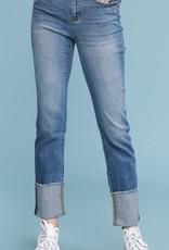Judy Blue Cuffing Season Jeans