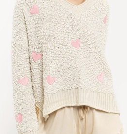 POL Head Over Heels Sweater