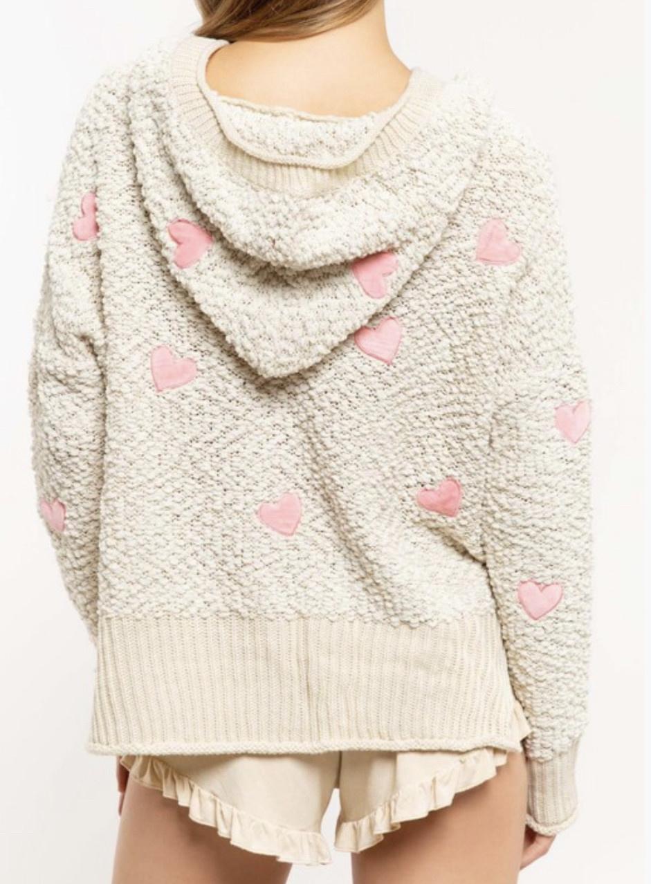 POL Head Over Heels Sweater
