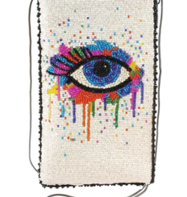 Mary Frances Mary Frances - Eye Paint Handbag