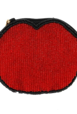 Mary Frances Mary Frances - Pucker Up Coin Purse
