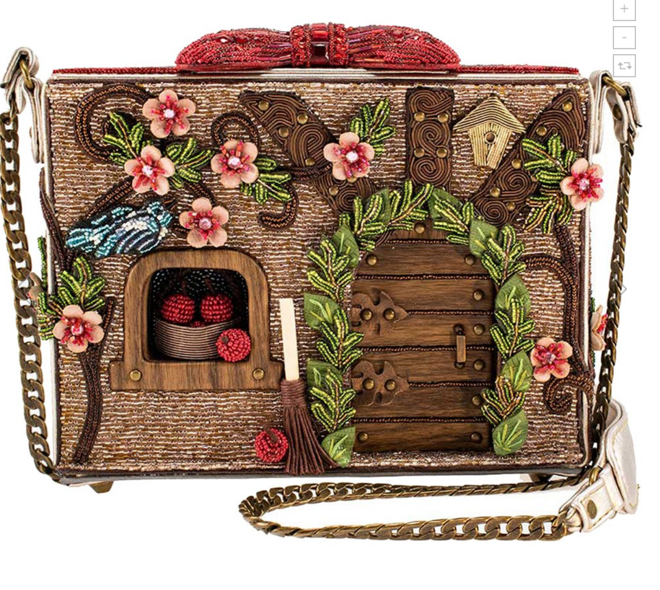 Mary Frances Mary Frances - Charmed Cottage Handbag