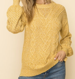 Golden Rule Sweater