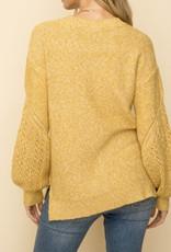 Golden Rule Sweater