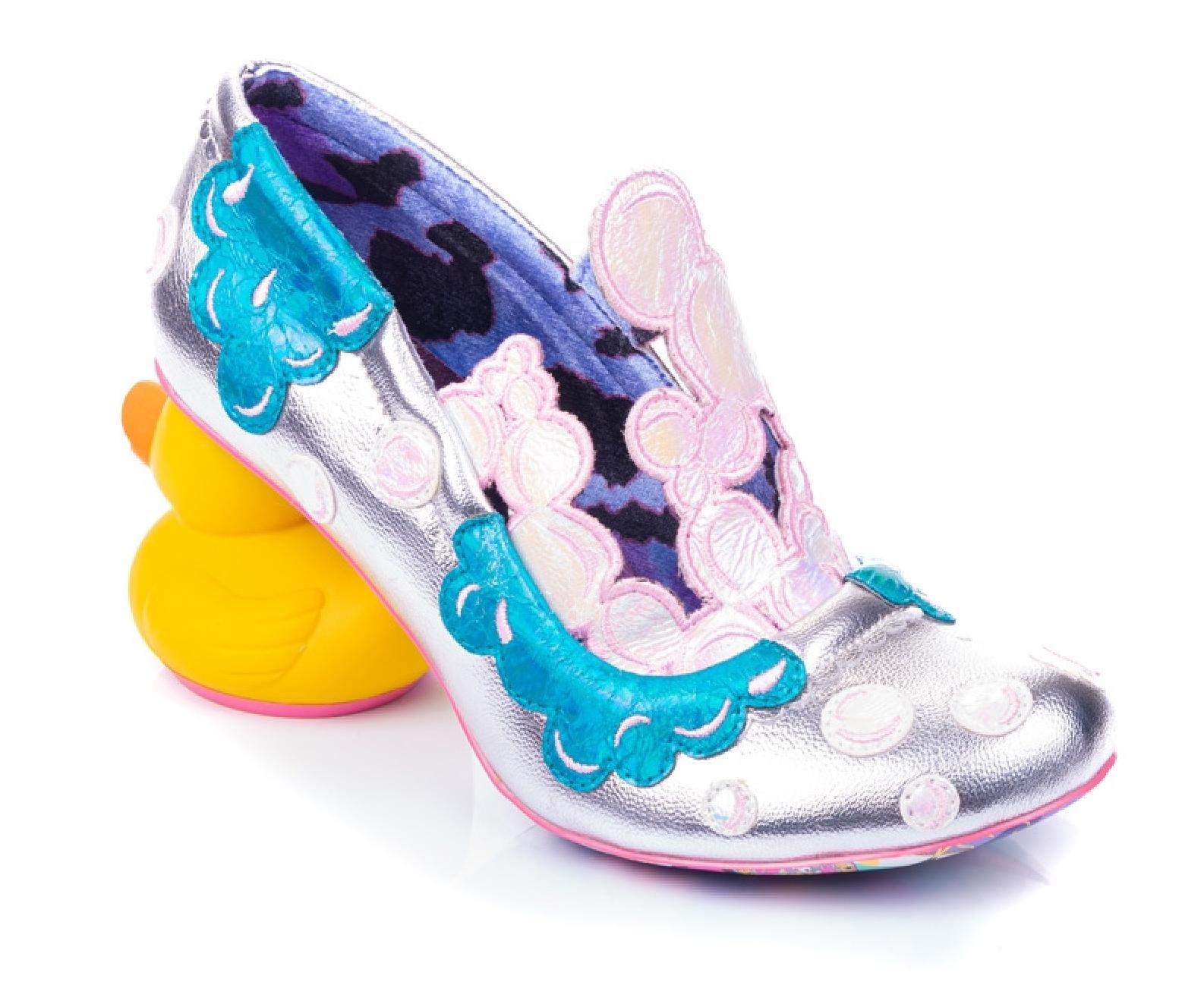 Irregular Choice Irregular Choice - Bubble Bath Heels