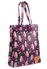 Irregular Choice Irregular Choice - Robot Print Tall Tote Bag