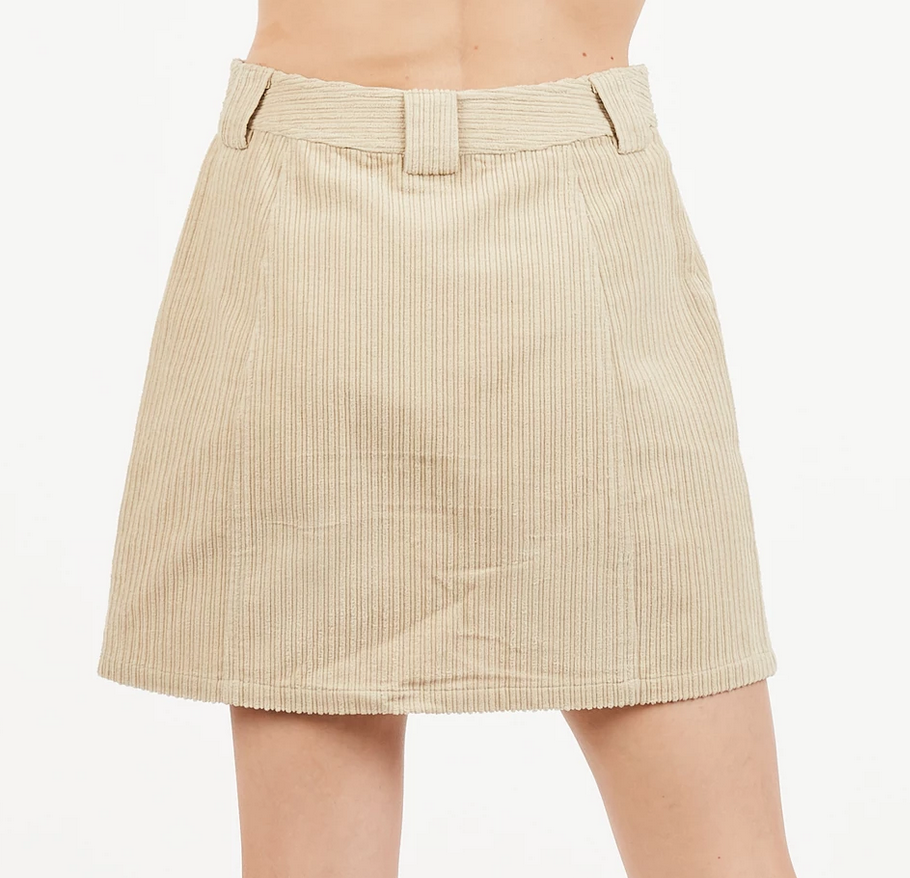 Love Riche Aced It Mini Skirt