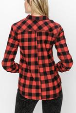 HyFve Lumberjill Flannel