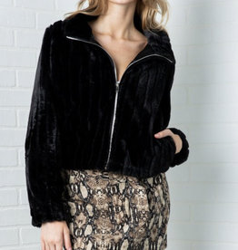 Cozy Casual Hello Darling Jacket