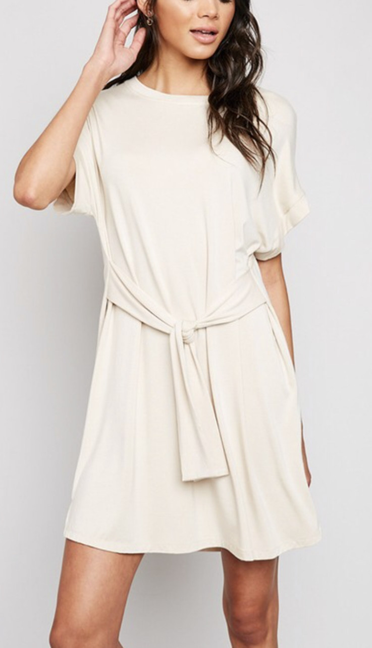Hayden Introvert Tee Shirt Dress
